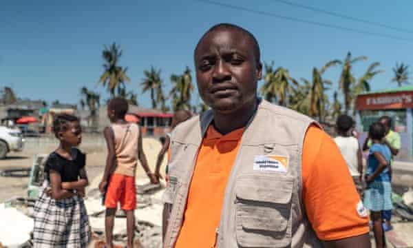 Antonio Matimbe in Mozambique