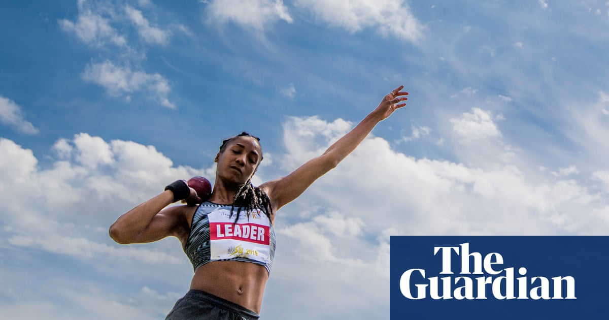 Nafissatou Thiam: 'Seeing Katarina do well pushed me to go even further'