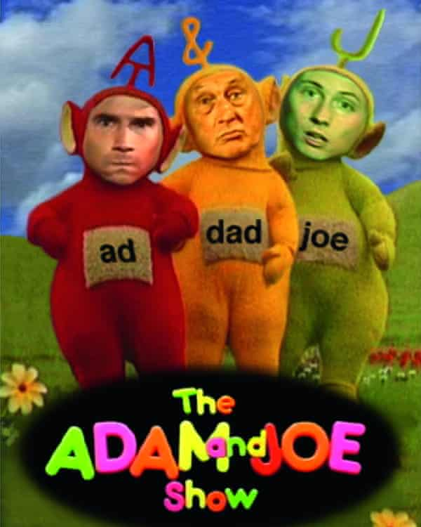series two of The Adam And Joe show, 1997.