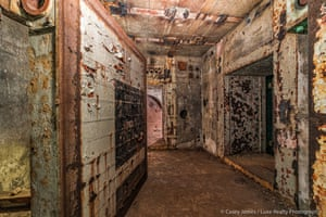 Another view of the nuclear missile silo.