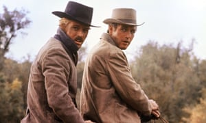 Robert Redford and Paul Newman. The film was a box-office sensation when it premiered 50 years ago.