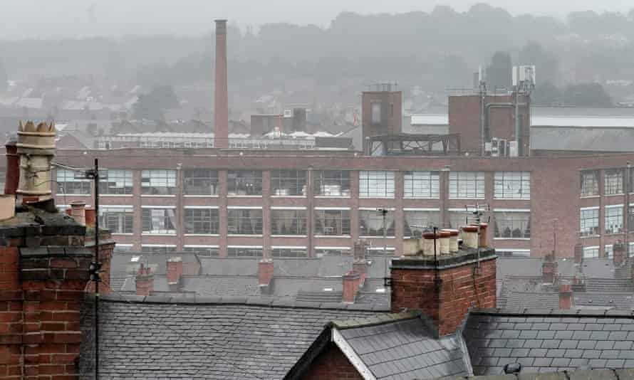 Leicester factories