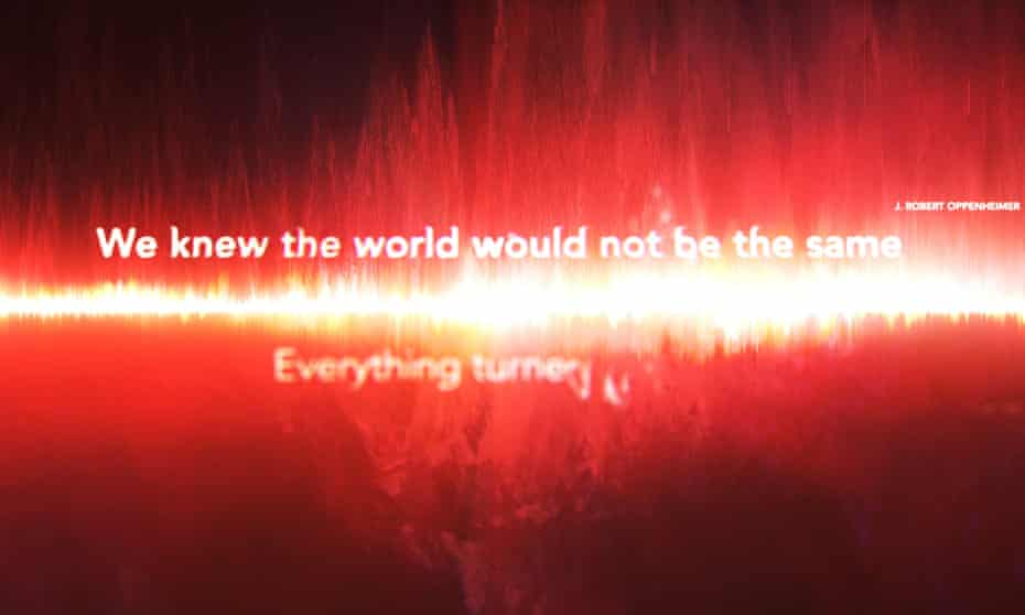 'We knew the world would not be the same' … a still from I Saw the World End.
