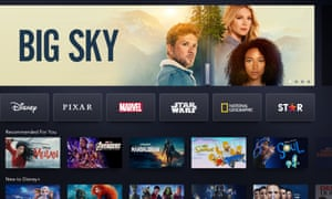 best streaming service - disney+
