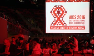 The opening ceremony of the 21st international Aids conference in Durban, South Africa