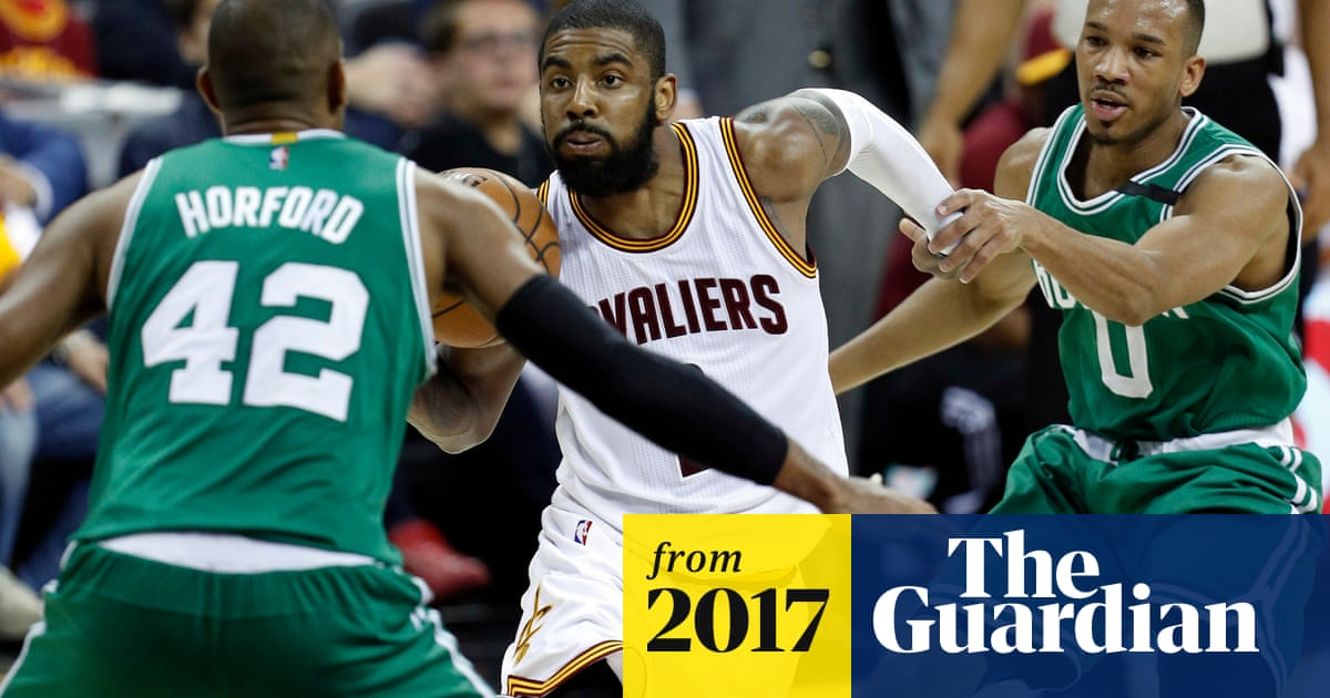 912296626de2 Kyrie Irving excels with 42 points as Cavaliers come back to defeat Celtics