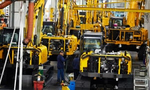 JCB manufacturing plant