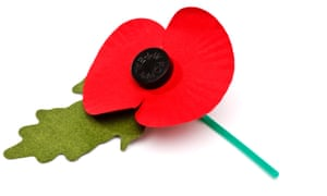 Wearing a poppy was a pledge of peace now it serves to sanitise war poppy on white background mightylinksfo