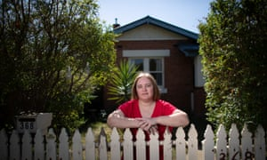 Accountant and single mother Emily Lightfoot from Albury NSW