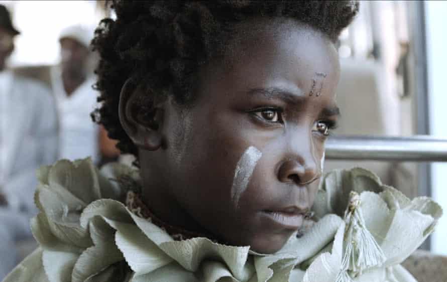 Maggie Mulubwa in I Am Not a Witch.
