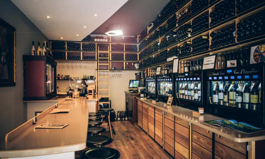 No 5 Wine Bar, Toulouse, France