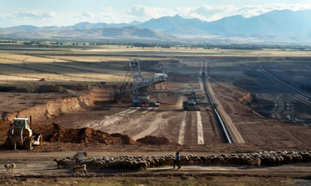Turkey plans to build as many as 80 new coal plants in the next few years, on top of 25 that already exist.
