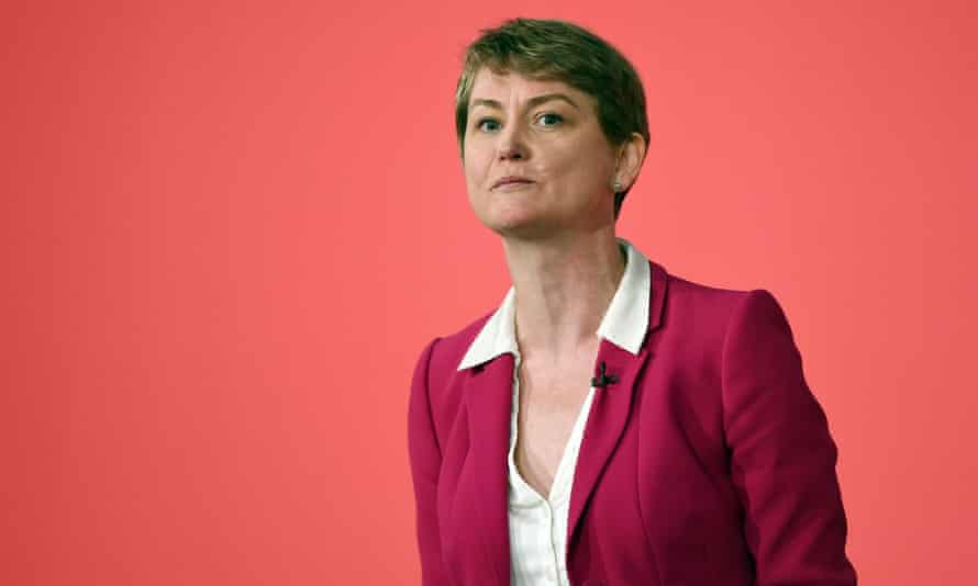 Yvette Cooper has revealed that two major firms in her constituency have warned her about the effects of no deal.