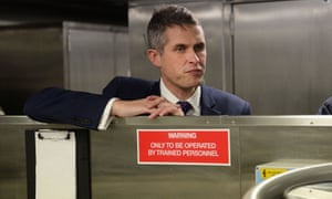 Gavin Williamson and sign