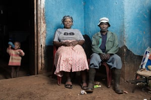 South Africa's sick miners