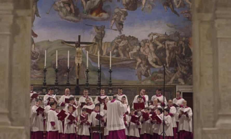 The Sistine Chapel Choir