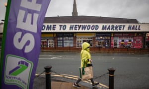 Heywood in Greater Manchester