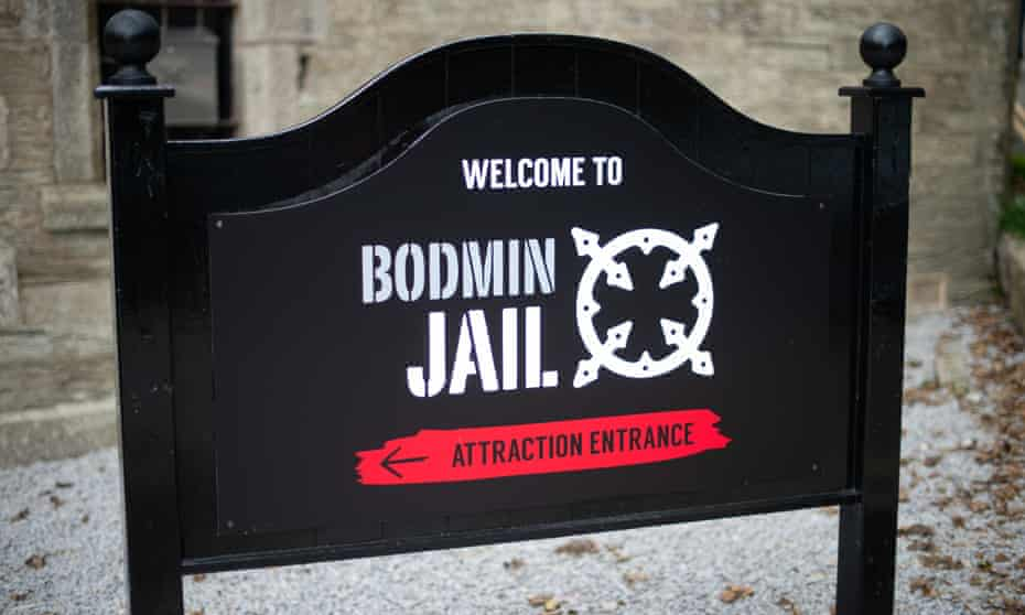 Bodmin jail reopens this week.