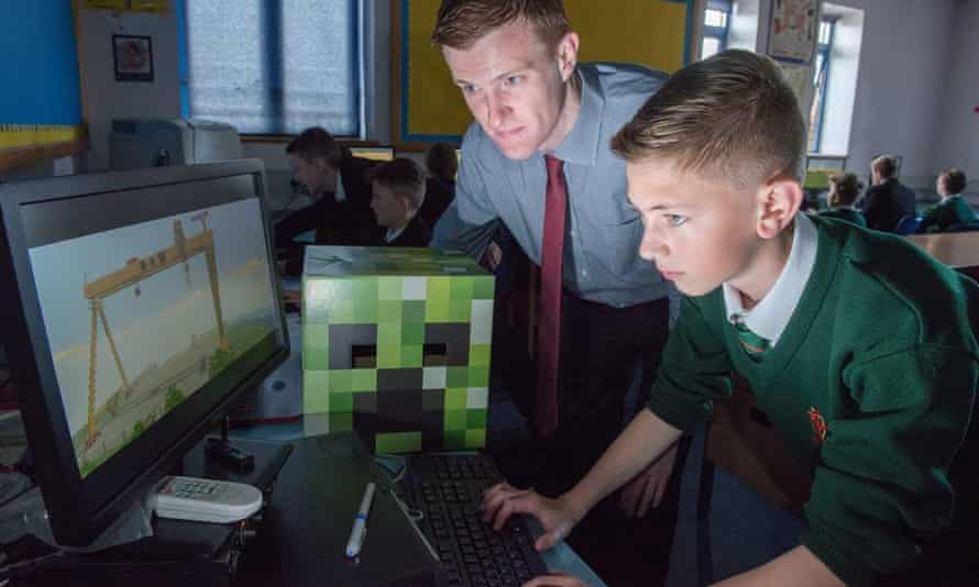 Minecraft: Education Edition is built to be used in classrooms, with a number of features for both teachers and students