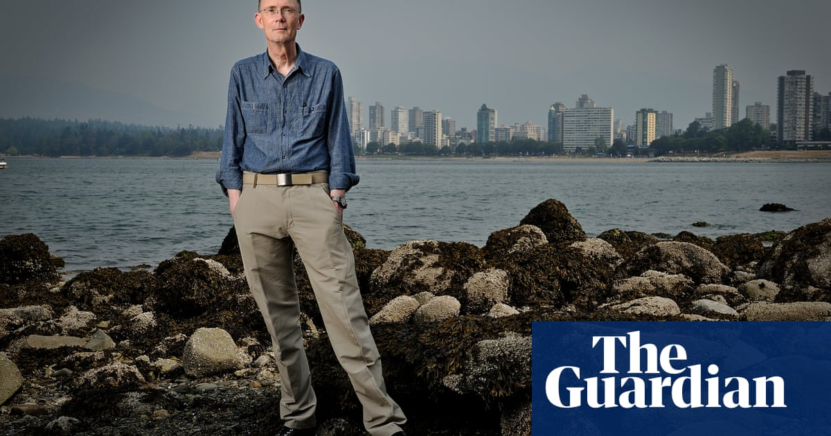 William Gibson: 'I read Naked Lunch when itwas still quasi-illicit'