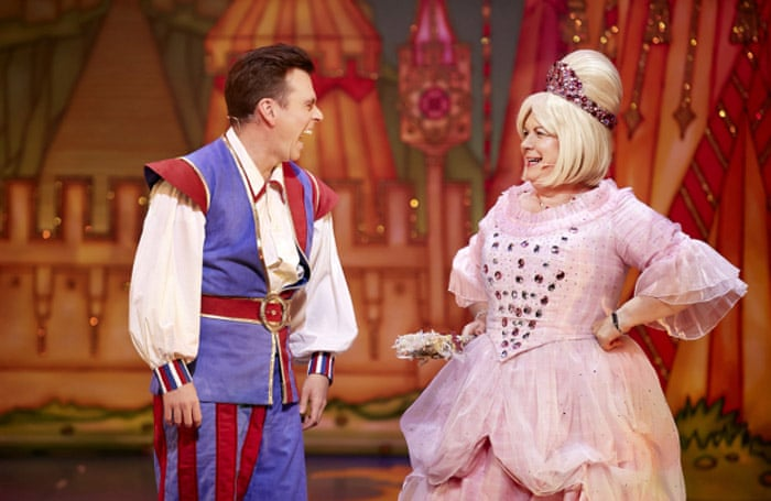 Hiss, boo and no celebrity wannabes: Scotland's panto is the real