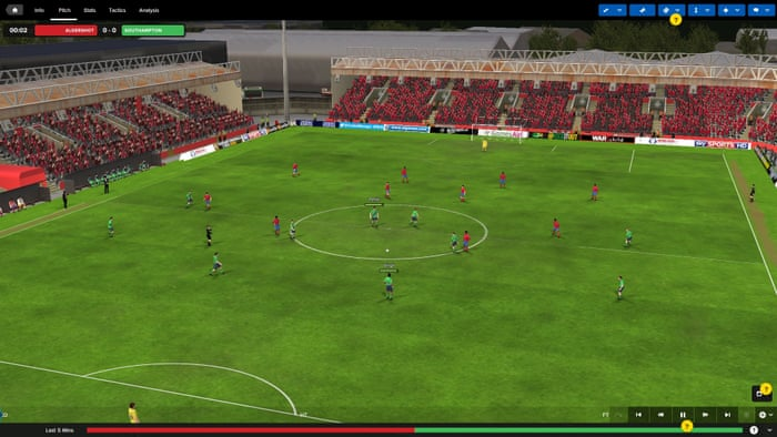 How Football Manager changed the game | Games | The Guardian