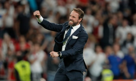 England beat Denmark at Wembley to reach Euro 2020 final – in pictures