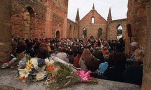 Port Arthur massacre anniversary commemoration