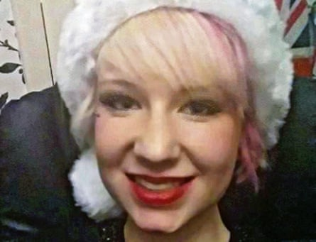 Eloise Aimee Parry died at Royal Shrewsbury hospital on 12 April after taking tablets bought on the internet.
