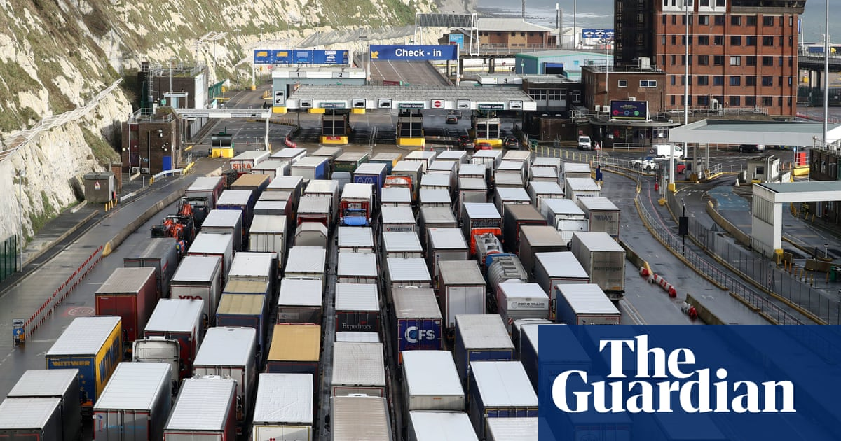 Lorry drivers arriving in England must take Covid tests from 6 April, says minister