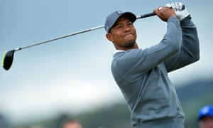 Tiger Woods has not played competitively since August 2015.