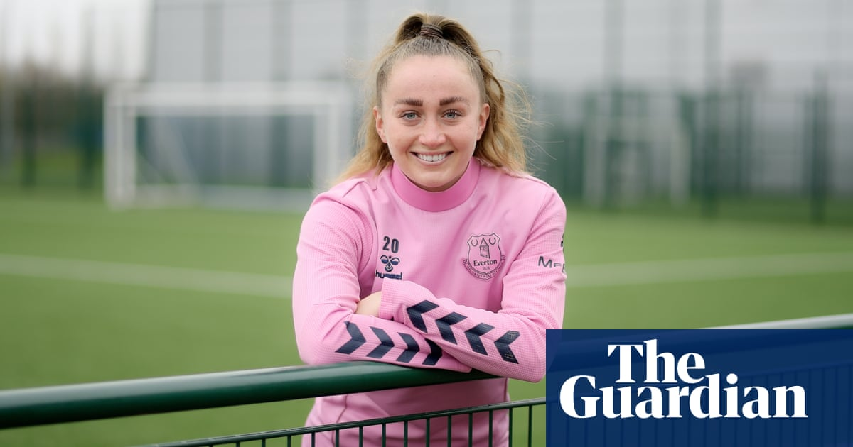 Everton's Megan Finnigan: 'You learn so much from talking to Jill Scott'
