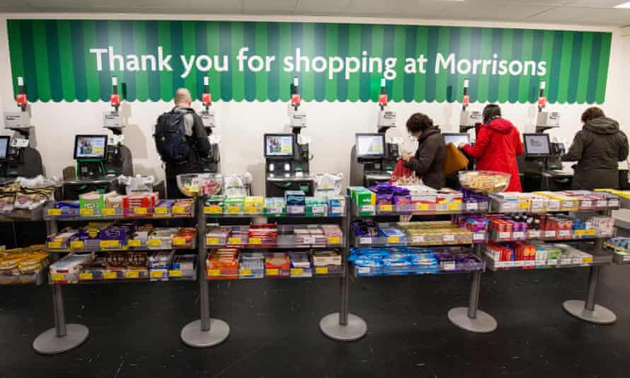 Morrisons is considered attractive because it owns the freehold on about 85% of its properties.