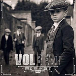 Volbeat: Rewind, Replay, Rebound album artwork