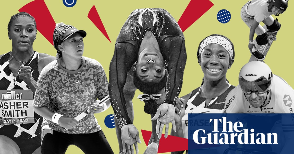 Living legends and young pretenders: Olympians expected to shine in Tokyo