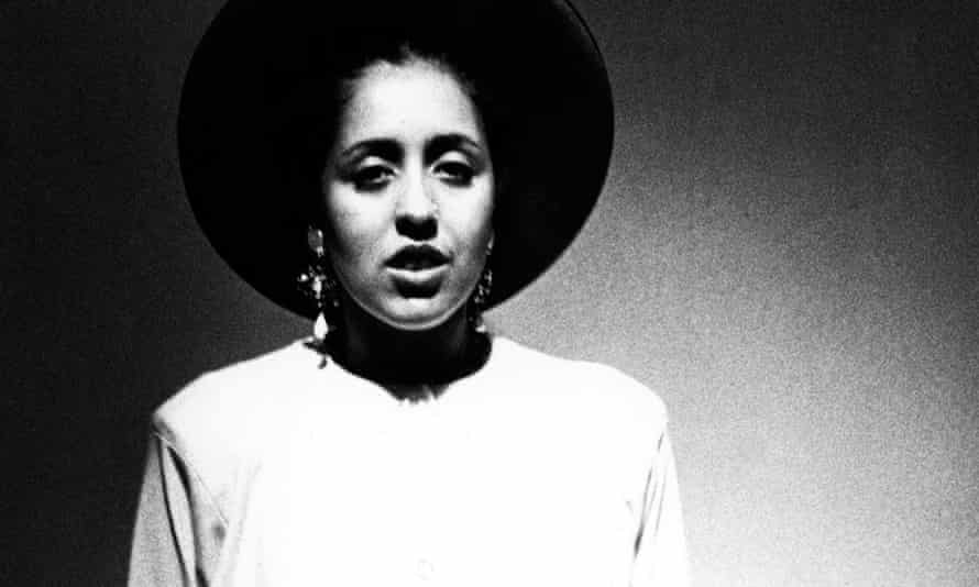 Defining and energising ... Poly Styrene, AKA Marianne Elliott-Said in Poly Styrene: I Am A Cliché.