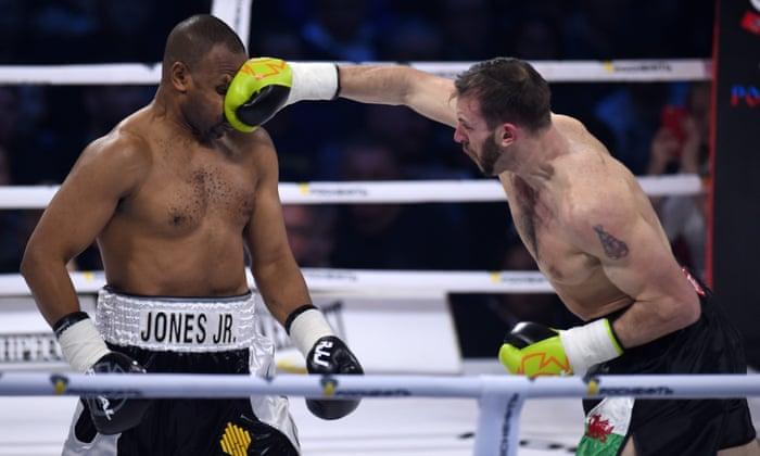 Roy Jones Jr is retiring 14 years too late – but in his own