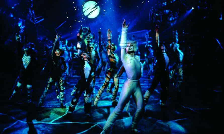 Andrew Lloyd Webber's 1998 production of Cats