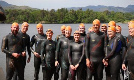 Swim the Lakes wild swimming course, Lake District