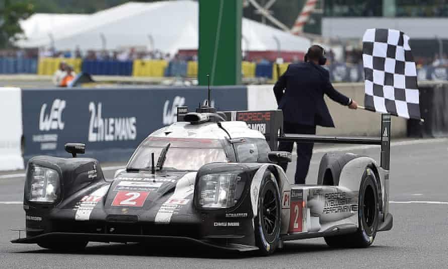 Neel Jani wins Le Mans 24 Hours race for Porsche