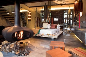One of I-escape's chic boltholes.