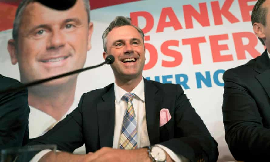 Norbert Hofer of the Austrian Freedom party is challenging the result of the recent presidential election which he narrowly lost.