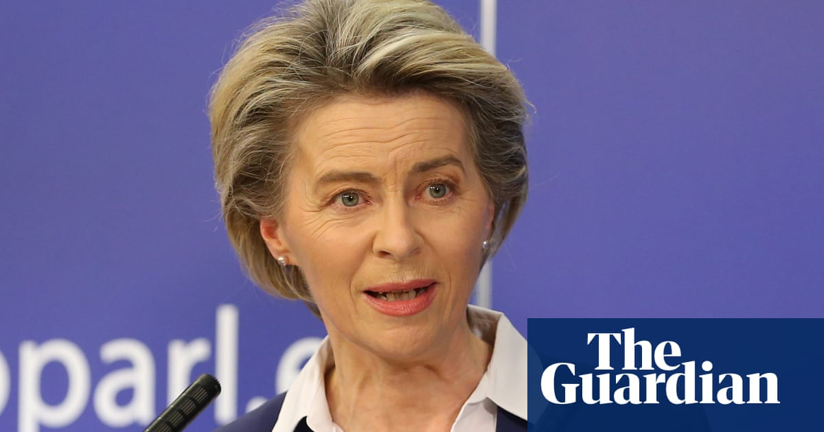 Von der Leyen: big tech firms need to be reined in despite Trumps exit