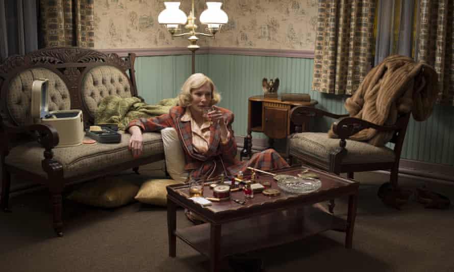 Cate Blanchett in Todd Haynes's film of Carol (2015).