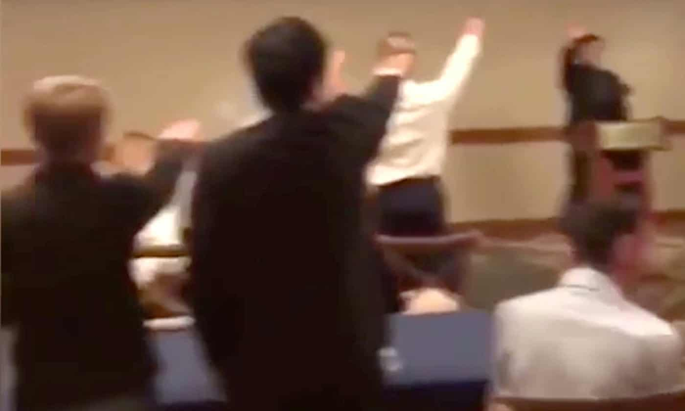 School reopens inquiry into teens giving Nazi salute as new clips emerge, reports say