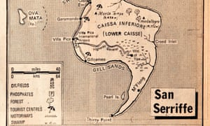 Map of San Serriffe