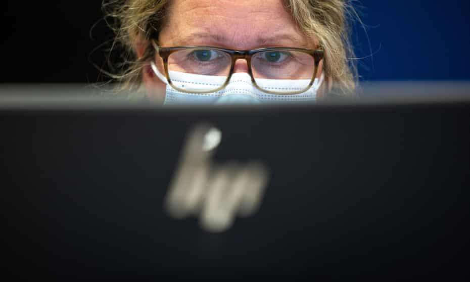 Lynda Morris, a clinical lead at the Breightmet health centre's long Covid clinic