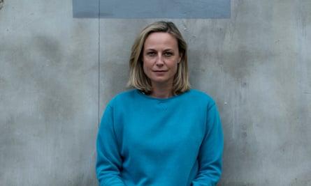 Marta Dusseldorp in character as Sheila Bausch in Wentworth.