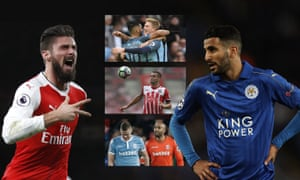 Get ready for a busy round of Premier League games.