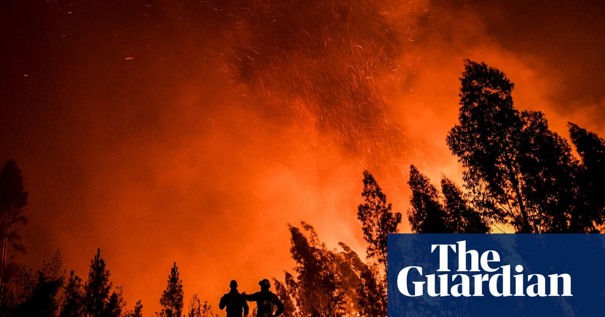 Scientists issue a climate code red